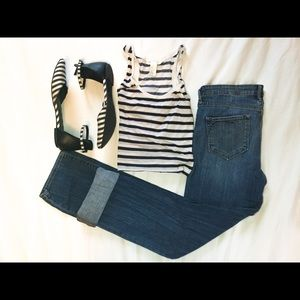 H&M Straight Leg Denim